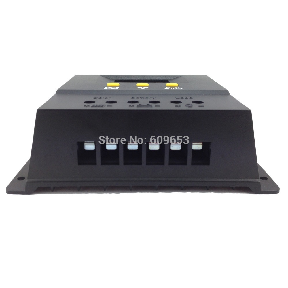 Pwm Solar Charge Controller Sdrc 101p